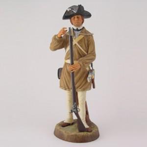 Private, 1st Georgia Regiment, 1777 HN2779 - Royal Doulton Figurine