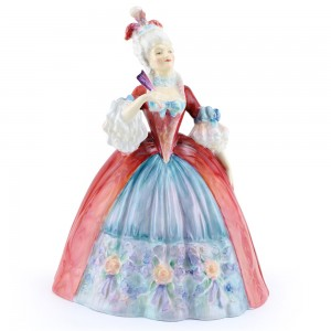 Georgiana HN2093 - Royal Doulton Figurine