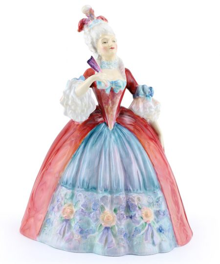 Georgiana HN2093 - Royal Doulton Figurine