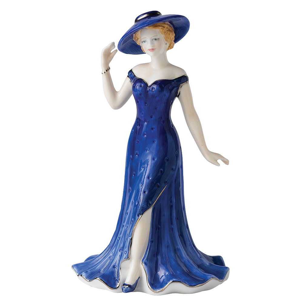 A Gift For You HN5452  - Royal Doulton Petite Figurine