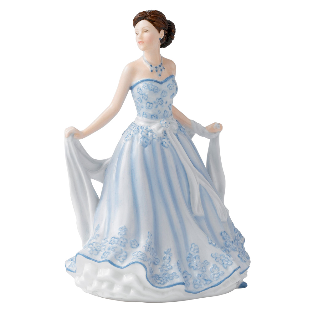 Gillian HN5530 - Royal Doulton Petite Figurine