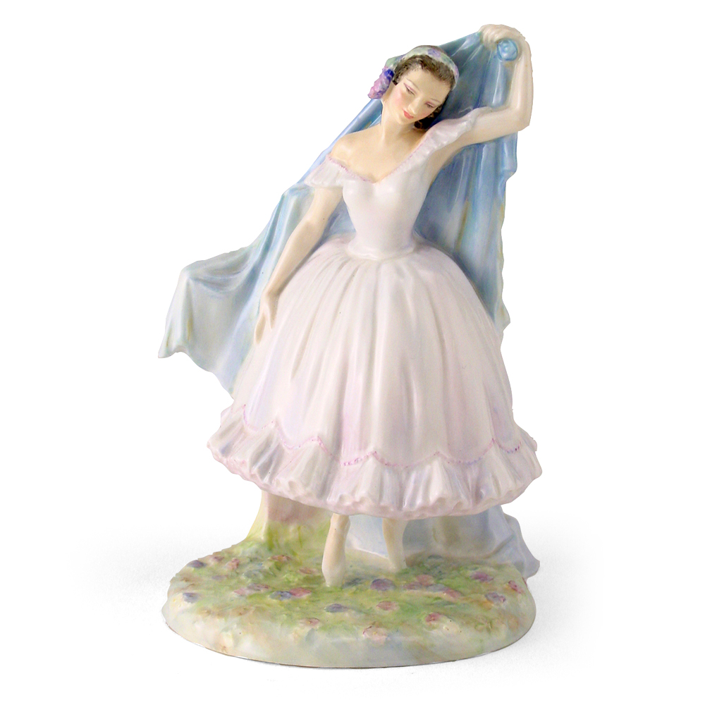 Giselle, The Forest Glade HN2140 - Royal Doulton Figurine