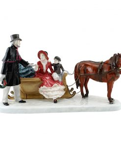 Glad Tidings HN5130 - Royal Doulton Figurine