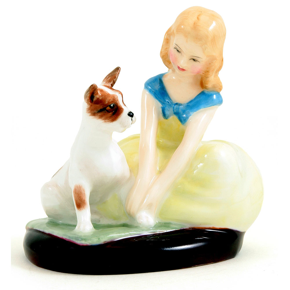 Golden Days HN2274 - Royal Doulton Figurine