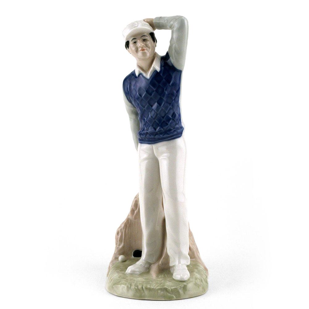 Golfer HN2992 - Royal Doulton Figurine