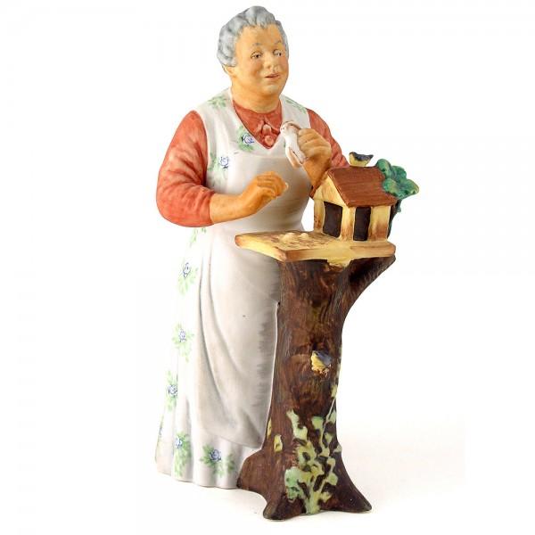 Good Morning HN2671 - Royal Doulton Figurine