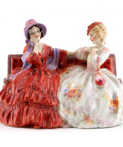 Gossips HN1429 - Royal Doulton Figurine