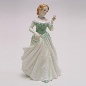 Grace HN3699 - Royal Doulton Figurine