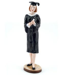 Graduate (Female) HN5039 - Royal Doulton Figurine