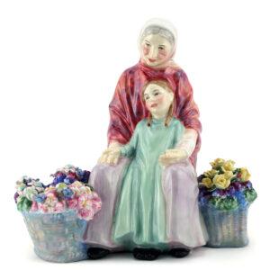 Grannys Heritage HN1873 - Royal Doulton Figurine