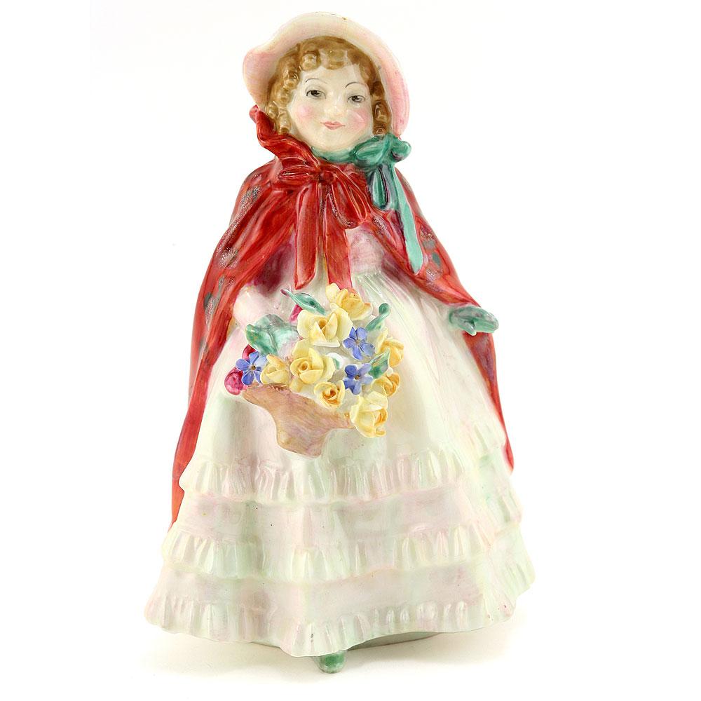 Granny's Shawl HN1642 - Royal Doulton Figurine