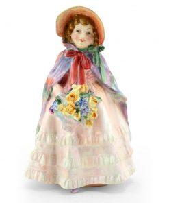 Granny's Shawl HN1647 - Royal Doulton Figurine