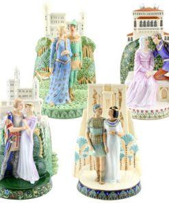 Antony and Cleopatra HN3114 - Royal Doulton Figurine