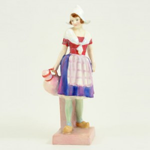Gretchen HN1562 - Royal Doulton Figurine