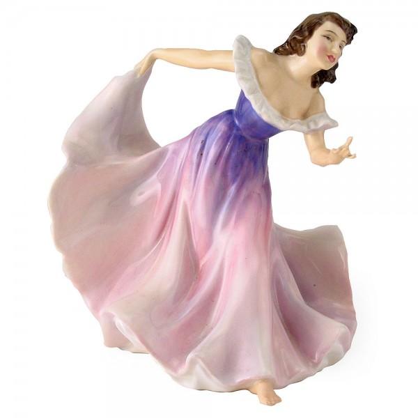 Gypsy Dance HN2157 - Royal Doulton Figurine