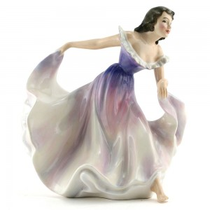Gypsy Dance HN2230 - Royal Doulton Figurine