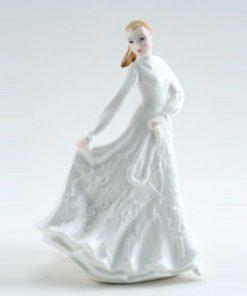 Happy Anniversary HN4068 - Royal Doulton Figurine