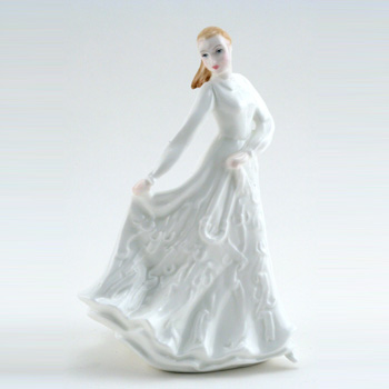 Happy Anniversary HN4068 - Royal Doulton Figurine