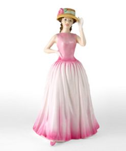 Happy Birthday 2000 HN4215 - Royal Doulton Figurine