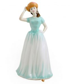Happy Birthday 2001 HN4308 - Royal Doulton Figurine