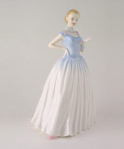Happy Birthday 2002 HN4393 - Royal Doulton Figurine