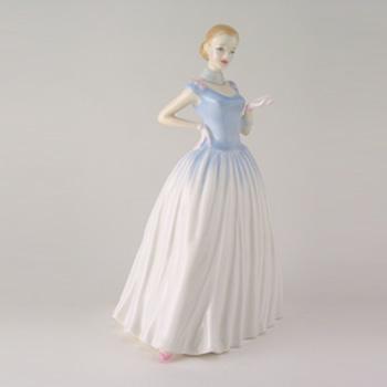 Happy Birthday 2002 HN4393 - Royal Doulton Figurine