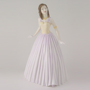Happy Birthday 2003 HN4464 - Royal Doulton Figurine