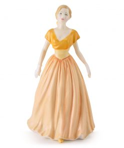 Happy Birthday 2004 HN4528 - Royal Doulton Figurine