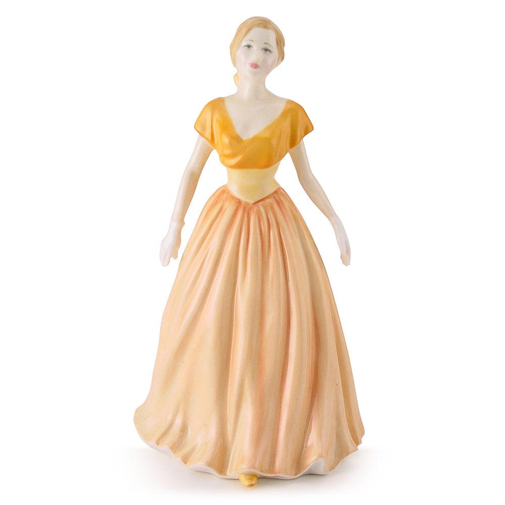 Happy Birthday 2004 HN4528 - Royal Doulton Figurine