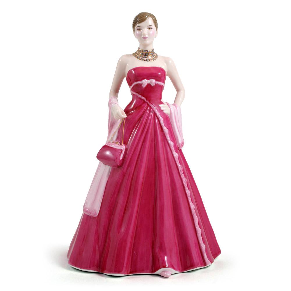 Happy Birthday 2005 HN4722 - Royal Doulton Figurine