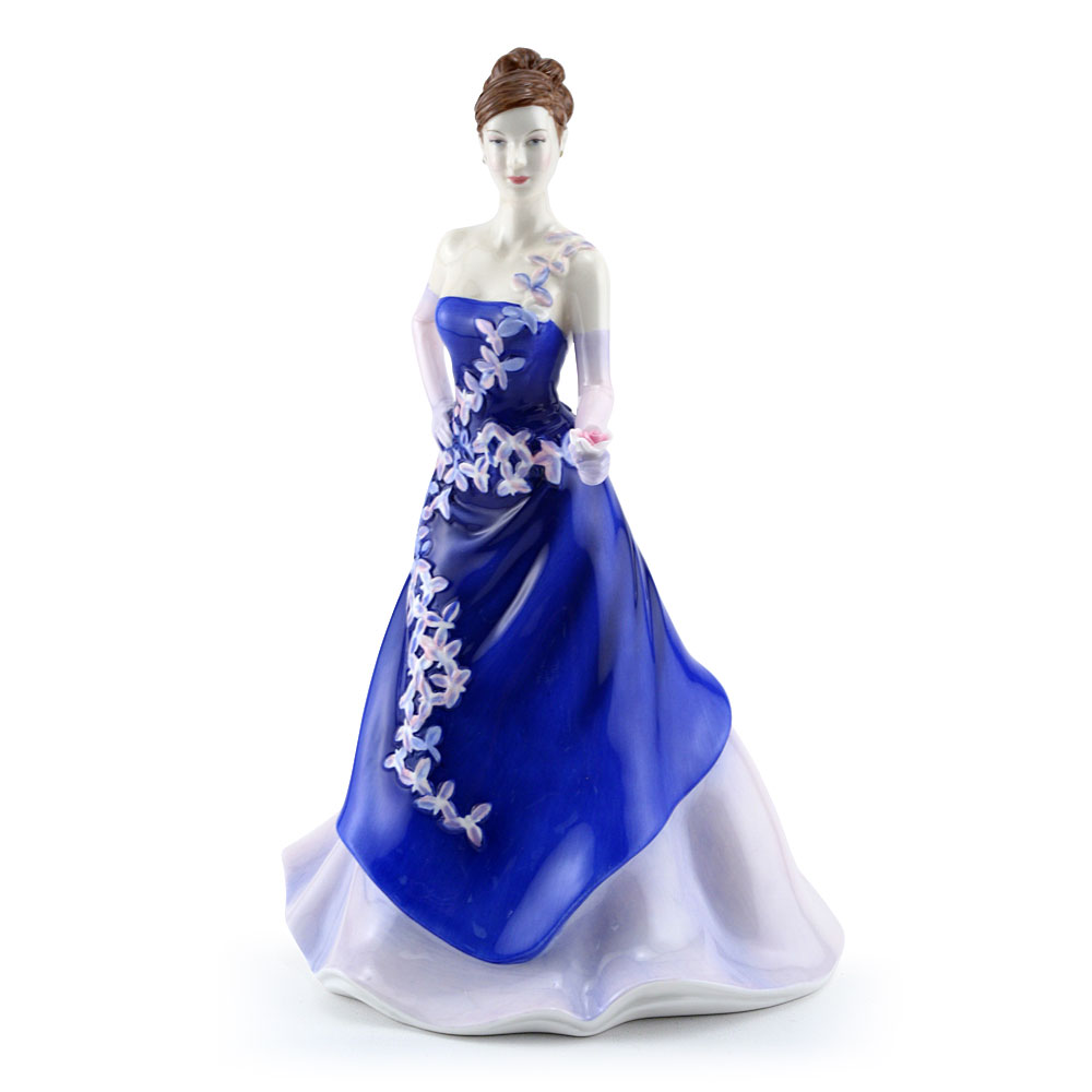 Happy Birthday 2006 HN4822 - Royal Doulton Figurine