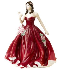 Happy Birthday 2008 HN5117 - Royal Doulton Figurine