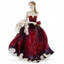 Happy Birthday 2010 HN5377 - Royal Doulton Figurine