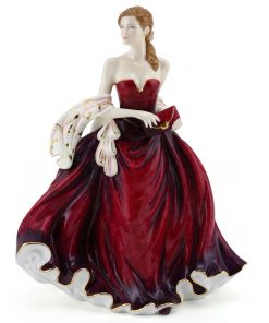 Happy Birthday 2010 HN5377 - Royal Doulton Figurine