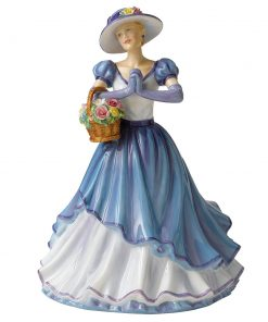 Happy Birthday 2011 HN5428 - Royal Doulton Figurine