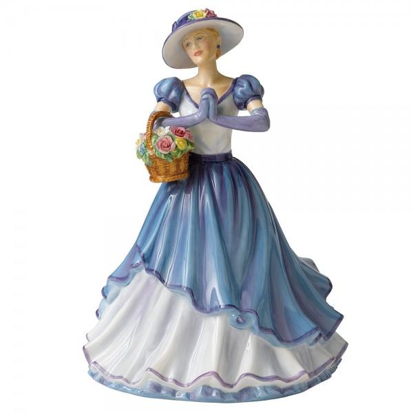 Happy Birthday 2011 HN5428 - Royal Doulton Figurine