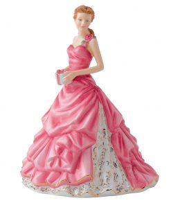 Happy Birthday HN5542 - 2012 Royal Doulton - Figure of the Year