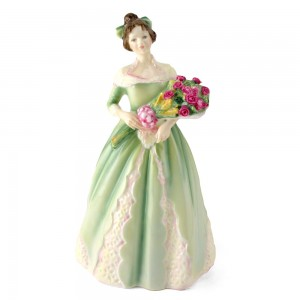 Happy Birthday HN3660 - Royal Doulton Figurine