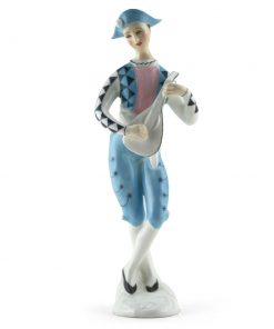 Harlequin HN2186 - Royal Doulton Figurine