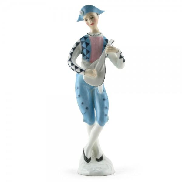 Harlequin HN2186 - Royal Doulton Figurine