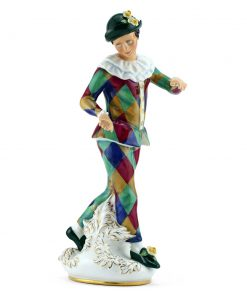 Harlequin HN2737 - Royal Doulton Figurine