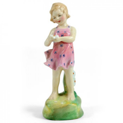 He Loves Me HN2046 - Royal Doulton Figurine