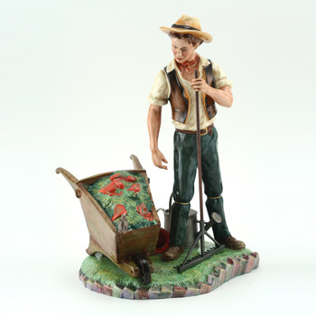 Head Gardener HN4941 - Royal Doulton Figurine
