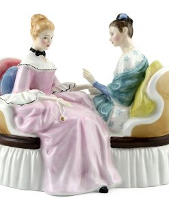 Heart to Heart HN2276 - Royal Doulton Figurine