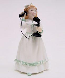 Hello Daddy HN3651 - Royal Doulton Figurine