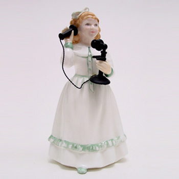 Hello Daddy HN3651 - Royal Doulton Figurine