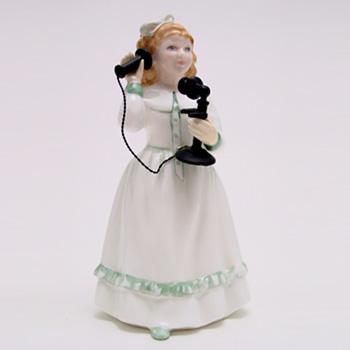 Hello Daddy HN3651 - Royal Doulton Figurine 1