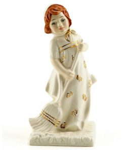 Helping Mother HN4228 - Royal Doulton Figurine