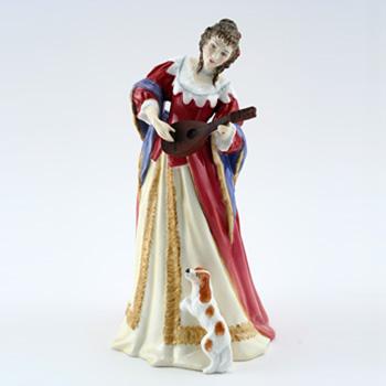 Henrietta Maria HN4260 - Royal Doulton Figurine