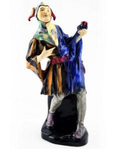 Henry Lytton as Jack Point HN610 - Royal Doulton Figurine
